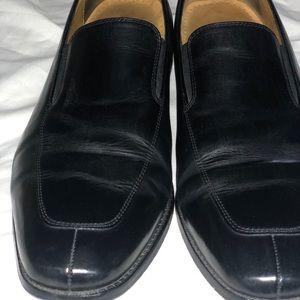 Cole Haan Slip on Loafer Black Dress Shoes